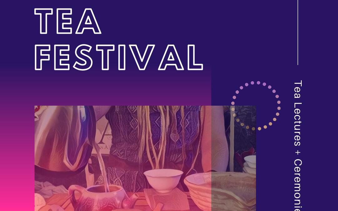 Virtual Tea Festival – Presented by Tealet