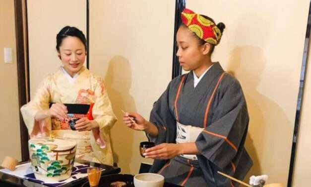 8 Must-See Places in Tokyo for Tea Lovers – Part 1