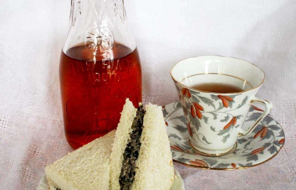 Tea Party in Your Cupboard