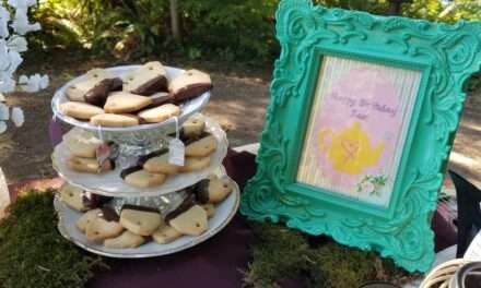 Magical Tea Party Birthday