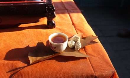 T Ching Classics: Tea For Fall