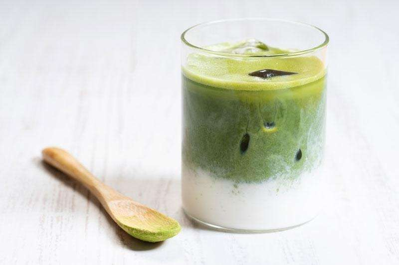 Nine Ways to Sweeten Sencha Green Tea - Soy milk