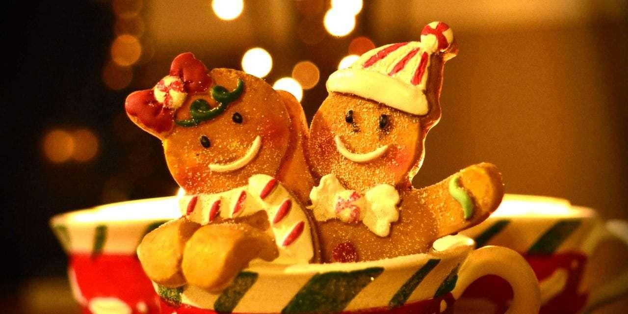 T Ching Classics: Decadent Holiday Tea Desserts