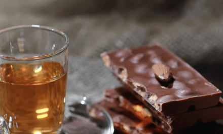 Tea and chocolate: Some marriages are made in heaven
