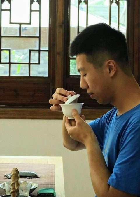 Vincent Liu: Tea Enthusiast Creates the MyTeaPal App