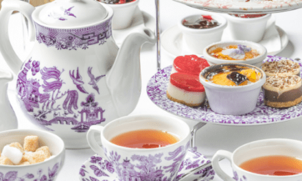 The lowdown on high tea