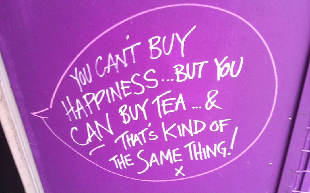 T Ching Classics: The Happiness of Tea