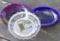 Teaware Oddities - Photo of tea plates