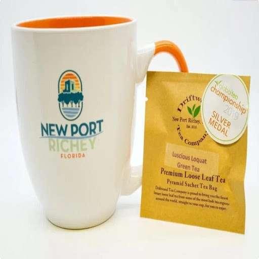 A Love Story of Tea and Business - Photo of mug and teabag