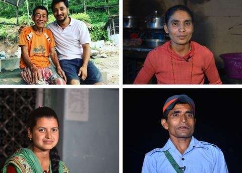 A Day In the Life at Nepal Tea's Family Farm - Some Employees